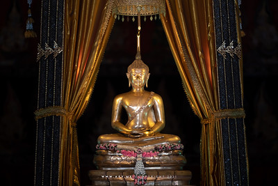 Phra Buddha Sihing, Buddhaisawan Chapel, National Museum Bangkok