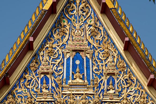 Buddhaisawan Chapel, National Museum Bangkok