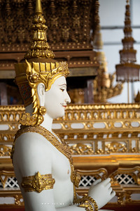 Hangar of Thai Royal Funeral Chariot, National Museum Bangkok