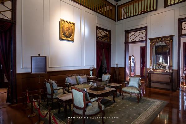 Issaret Rachanuson Residence, National Museum Bangkok