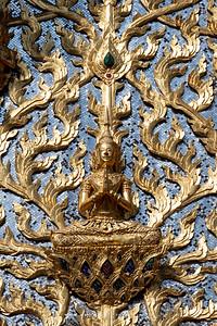 Thep Phanom, Issara Winitchai Throne Hall, Phra Wiman, National Museum Bangkok