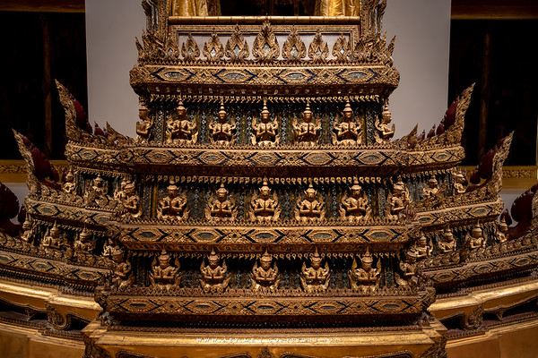 Issaravinitchai Royal Hall, Nationnal Museum Bangkok