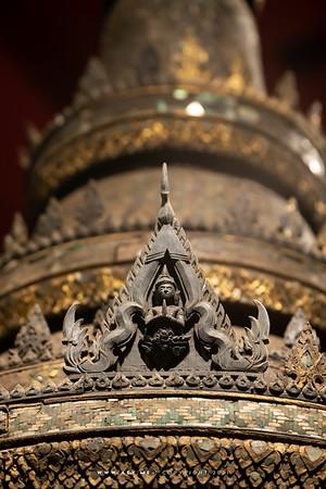 Mukdet Room, Phra Wiman, National Museum Bangkok