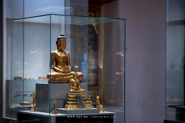 Patchimaphimuk Hall, Phra Wiman, National Museum Bangkok