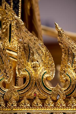 Phimukmonthean Hall, National Museum Bangkok