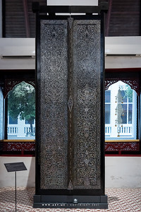 Phrommethada Hall (Lower Floor), Phra Wiman, National Museum Bangkok