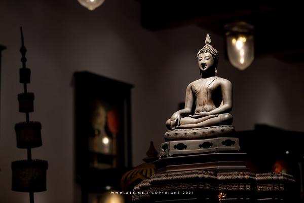Phrommethada Hall (Upper Floor), Phra Wiman, National Museum Bangkok