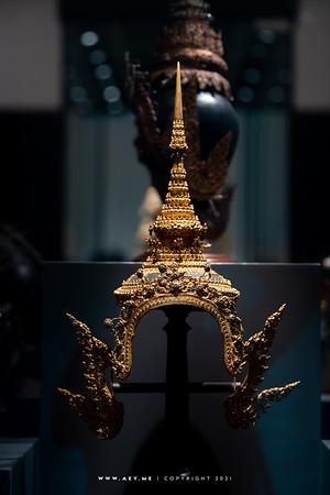 Thuksinaphimuk Hall, Phra Wiman, National Museum Bangkok