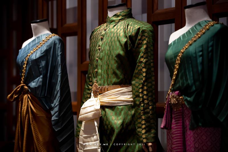 Uttraphimuk Hall, Phra Wiman, National Museum Bangkok