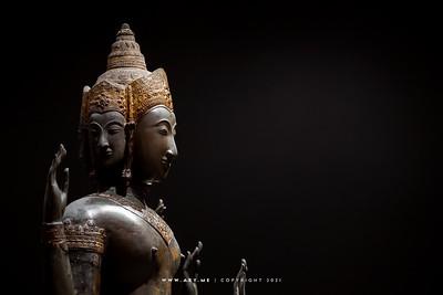 Brahma, Praphat Phiphittaphan Building, National Museum Bangkok