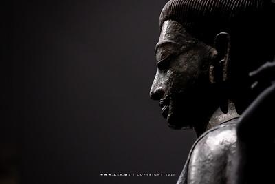 Bodhisattva, Siwamokkhaphiman Hall, National Museum Bangkok