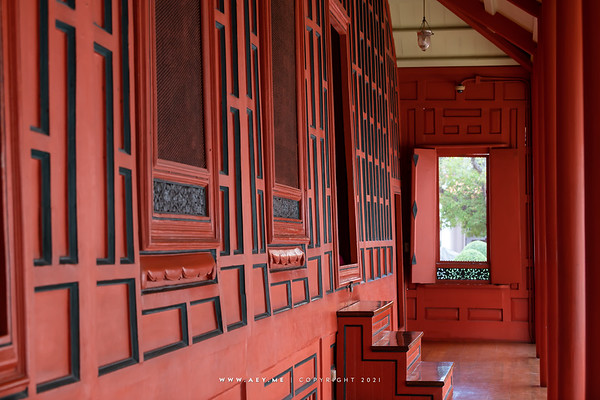 The Red House, National Museum Bangkok