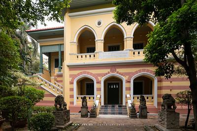 Somdet Chaophraya Hospital Museum