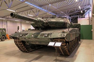 Stridsvagn (Strv) 122