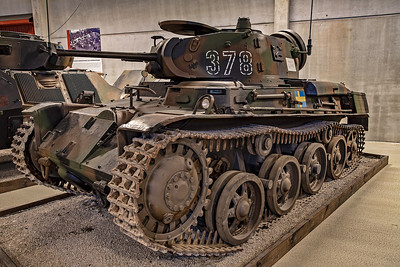 Stridsvagn (Strv) M/40 - L-60-S III