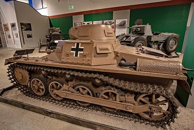 Panzerkampfwagen 1