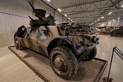 Pansarbil m/40 - Lynx