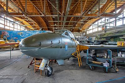 De Havilland DH 115 Vampire T11