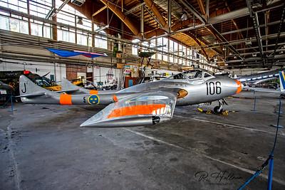 De Havilland DH-115 Vampire T.55