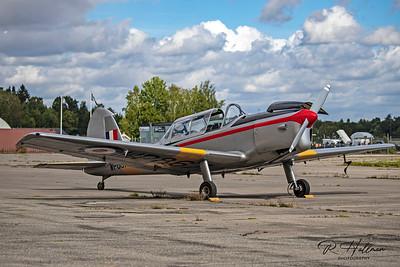 De Havilland DHC-1 Chipmunk T.10