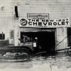Chevy Garage - Lakeport, 1937