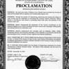 Geoble, Marion (Proclamation)