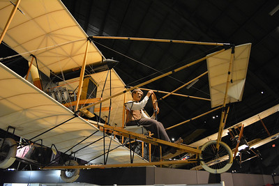 Wright Brothers military flyer