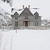 Tinsley House - Museum of the Rockies Bozeman Montana Photography by Jim R Harris
