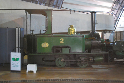 Ulster Transport Museum, Cultra - Sept 2013