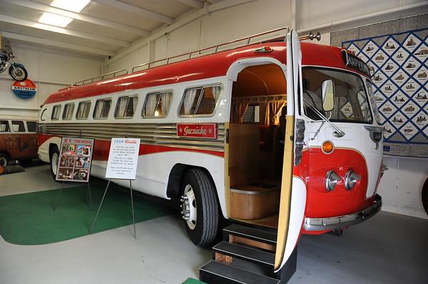 Jack Sisemore RV Museum - Amarillo, Texas