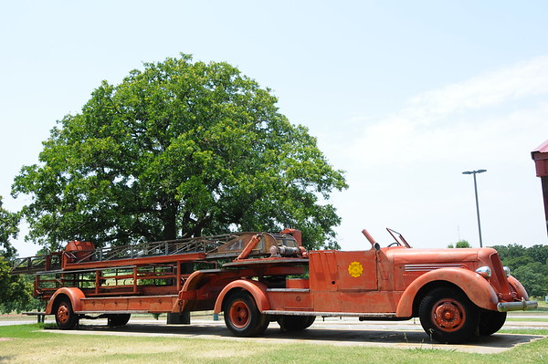 Oklahoma Firefighters Museum - Oklahoma City