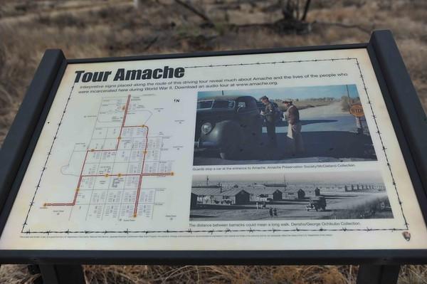 Amache Japanese Internment Camp - Granada, CO