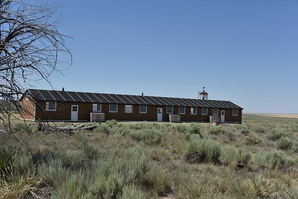 Amache Japanese Relocation Camp - Granada, CO