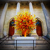 The Sun - Chihuly : Utterly Breathtaking | Montreal Museum of Fine Arts external piece