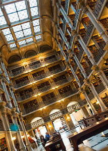 Historic Peabody Library