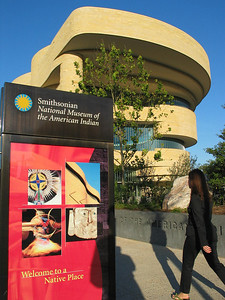 National Museum of the American Indian, Smithsonian Institution, Washington DC Grand opening, September 21, 2004