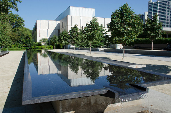 Barnes Foundation & Rodin Musuem