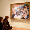 Renoir, Luncheon of the Boating Party, at the Phillips Collection Washington DC