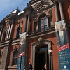 Renwick Gallery of the Smithsonian American Art Museum, 17th St and Pennsylvania Ave NW, Washington, DC, April 27, 2006.