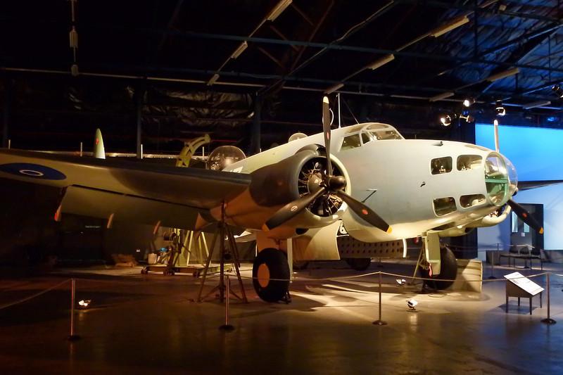 "NZ2013 (YZ-R) Lockheed Hudson IIIA ""Royal New Zealand Air Force"" c/n 414-3826 Wigram/NZWG 11-04-12"