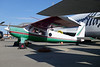 N6319V Helio H.295 Super Courier c/n 1216 Lake Hood/PALH 08-08-19
