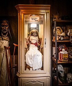 American Scream Halloween Selfie Museum - Mclean, Virginia