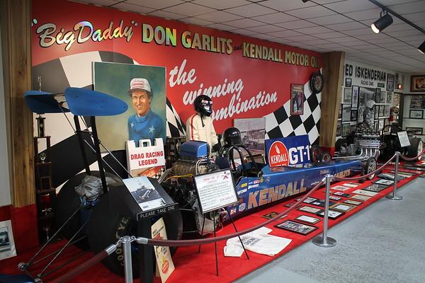 """BigDaddy"" Don Garlits' Museum of Drag Racing - Ocala Florida"