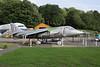 XP984 Hawker-Siddley P.1127 Kestrel FGA.1 c/n XP984 Brooklands/EGLB 09-09-10