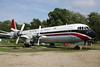 """G-APEP Vickers Vanguard 953C """"Hunting Cargo Airlines"""" c/n 719 Brooklands/EGLB 09-09-10"""