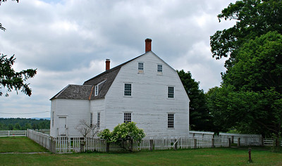 Side view of the Meetinghouse
