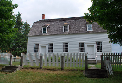 The Shaker Meetinghouse