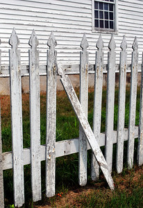Part of the Picket Fence