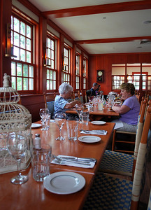 The Dining Room at Greenwood's