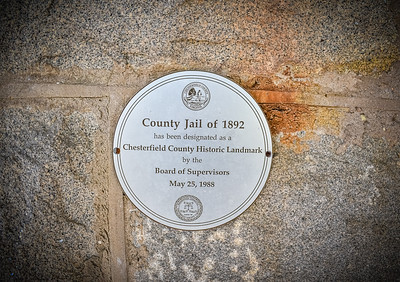 Chesterfield County Museum and Historical Jail - Chesterfield, Virginia